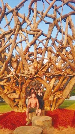 國際漂流木藝術節 點亮桃園