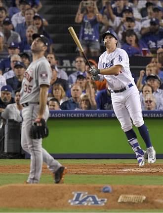 MLB》韋藍德GG惹 挨兩安都是全壘打