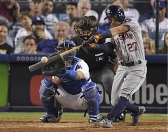 MLB》逮第1球竟敲10轟 阿土伯球來就打No.1