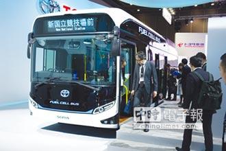 東京車展 新能源、自駕車當道