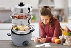 小資女的必備NO.1神器!超快速電鍋料理,為你的美好生活加分