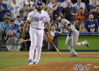 MLB》世界大賽轟不停 投手抱怨「球有問題」