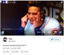 MLB》去年還是達比修隊友 他替葛瑞奧歧視緩頰