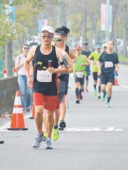 日月潭馬拉松 4300人參賽破紀錄