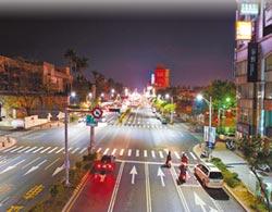 拚節能 整個嘉市都是LED路燈