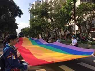 第15屆同志大遊行 估參與人數破12萬