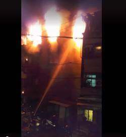 北市暗夜惡火釀4死 鄰居:曾聽到好幾人喊救命…