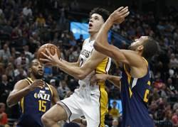 NBA》四天三場客戰 活塞氣力放盡不敵湖人