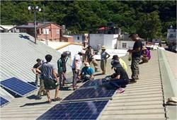 黃金蝙蝠生態館 打造雲林首座公益綠能館舍
