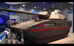 美軍將研發新式輕坦克 重量不超過35噸