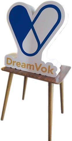 工研院開新創公司 DreamVok集資創意