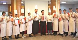 同德家商廚藝競賽捷報頻傳 4項競賽勇奪2金2銀1銅