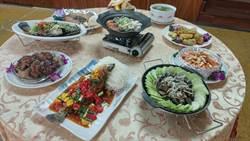 滿滿海味!台南鱻漁宴上菜 限量120桌半價優惠