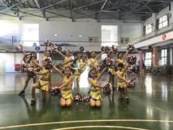 新進國小競技啦啦隊 遠赴日本參賽