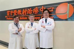 質子精準放療 9成肝癌控制佳