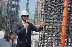 京城建設建案獲建築生產履歷金優獎