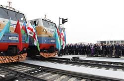 克宮警戒  陸繞過俄開通一帶一路新路線