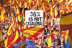 西班牙以叛亂罪起訴加泰主席