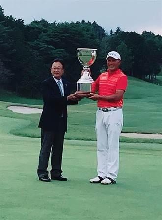 盧建順  日本PGA長春錦標賽冠軍