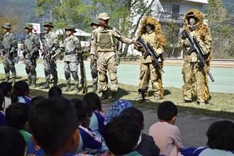考驗真戰士 陸軍航特部展開為期19天山隘行軍訓練