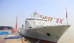 陸補給艦自衛能力弱 將成航母編隊罩門