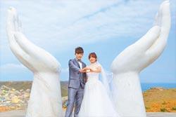 澎湖海洋婚紗島 行銷冬季觀光