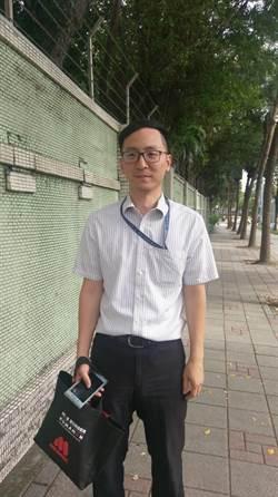 北檢察官林逸群緝毒有功 獲「公務員傑出貢獻獎」