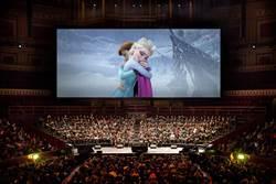 艾莎公主、可愛雪寶   《 冰雪奇緣》12月國家音樂廳見