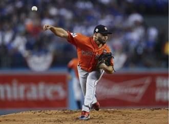 MLB》觸身球狂飛 麥卡勒斯竟砸破世界大賽紀錄