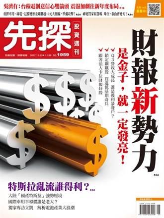 《先探投資週刊》吳濟有:震盪加劇往新年度布局