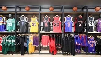 迎接NBA新球季 聯名周邊 熱血開賣