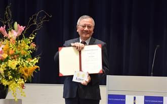 戴謙獲頒日本工學院大學榮譽博士學位