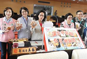 台中市議員促規畫「花博糕餅地圖」
