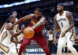 NBA》騎士再傳噩耗 先發中鋒腿傷缺席1個月
