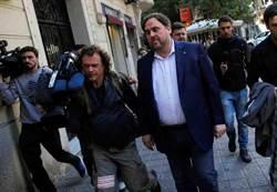 8加泰隆尼亞分離派領袖遭拘捕 面臨審判