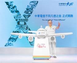 4G頻譜競標 中華電大贏家