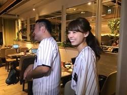 桃猿總冠軍慶功宴 日本電視台也來拍攝