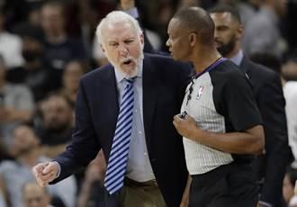NBA特稿》帕總老謀深算 馬刺連敗只是假象