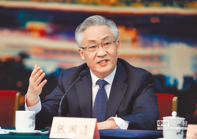 重慶市長張國清。(中新社資料照片)