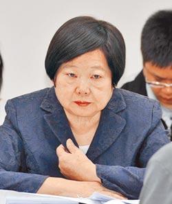 林美珠罹癌 續處理公務