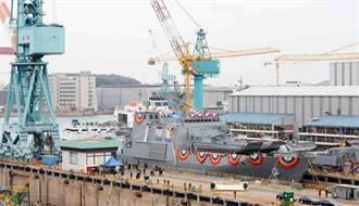 南韓現代工業最後一艘坦克登陸艦下水 2年後服役