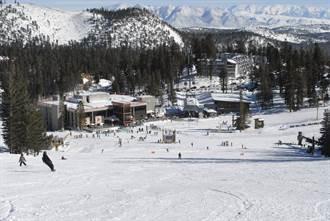旗艦級滑雪新選擇~美國加州「猛獁湖」樂遨遊