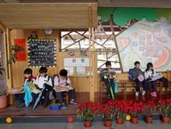 新泰國小校長推動特色課程 重溫糖鐵月台意象