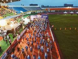 台灣亞瑟士接力賽開跑 42K雙金牌洪鈺釗領軍奪冠