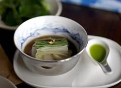 李富城:只是一碗湯就這麽豪華 見識了