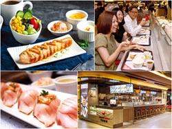 外食族多款套餐新選擇 美威鮭魚 進駐京站商圈