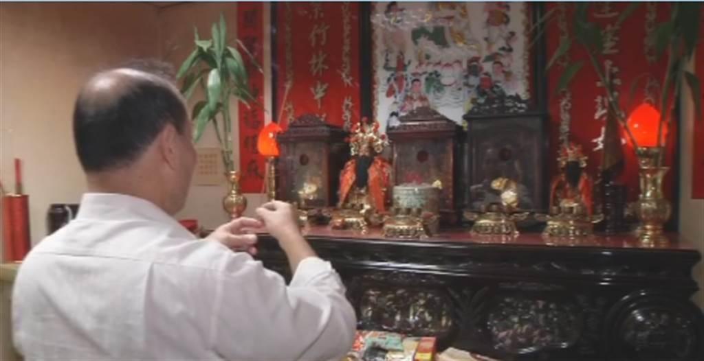 台北車站藏有「5守護神」,是台鐵人的信仰中心。圖/中天