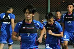 中華男足尬卡達職業隊 搶先踢2022世界盃場館