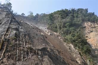 日月潭自行車挑戰塔塔加 路坍施工緊急改道