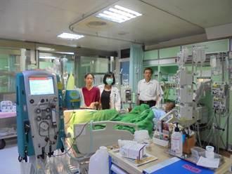 飲酒過量導致急性胰臟炎 東港安泰連3日葉克膜撿回一命